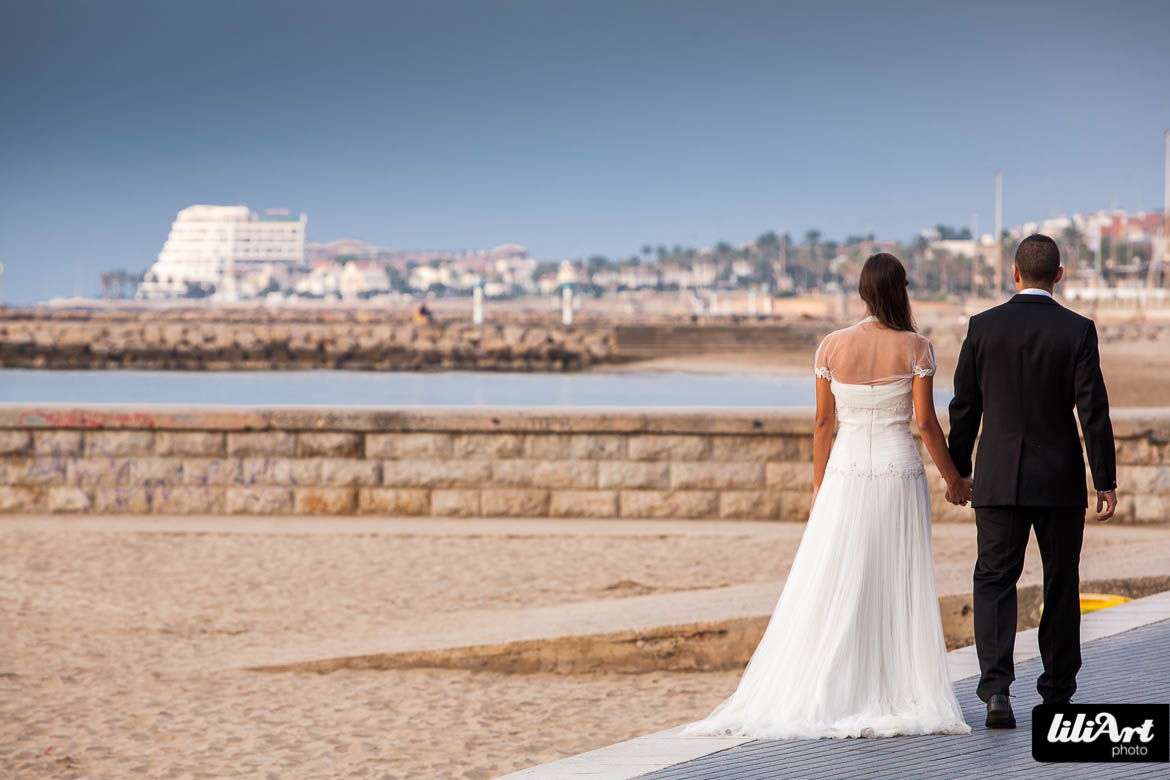 postboda Sitges