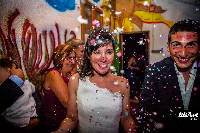 Fiesta boda Pedraforca