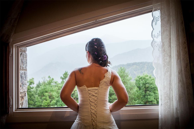 boda casa rural pedraforca