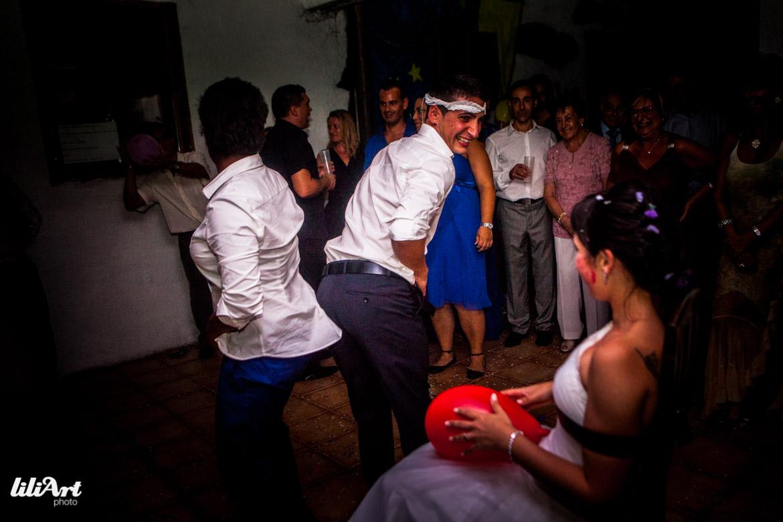 party boda pedraforca